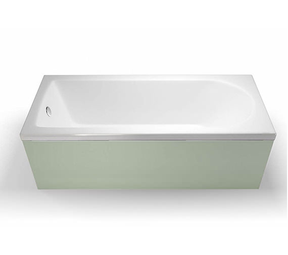 Britton Cleargreen Reuse 1700 x 700mm Single Ended Bath