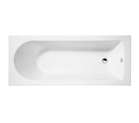 Additional image of Britton Cleargreen Reuse 1700mm Single Ended Bath