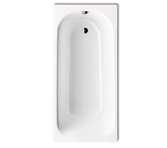 Kaldewei Saniform Plus 375-1 Steel 2 Tap Hole Bath 1800 x 800mm