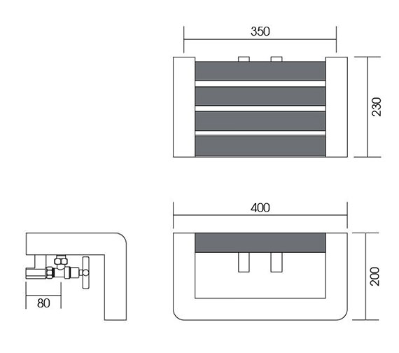 Technical drawing QS-V999982 / IN005