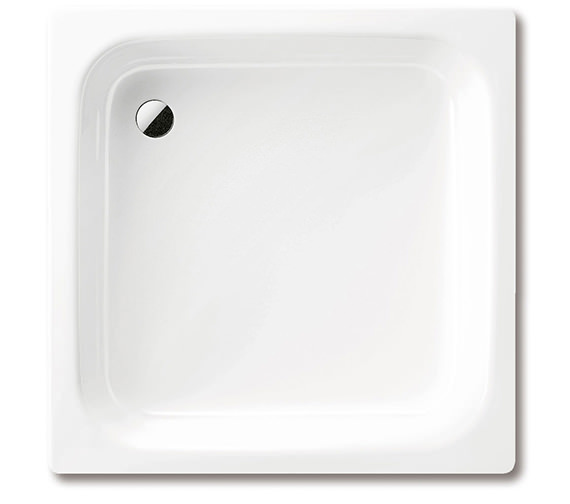 Kaldewei Advantage Sanidusch 800 x 900 x 140mm Steel Shower Tray