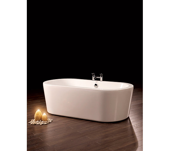 Royce Morgan Woburn Luxury Double Ended Bath 1765 x 800mm